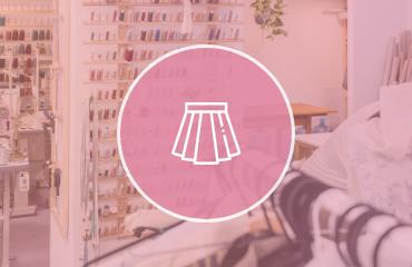 Poprawki krawieckie – reperowanie spodnicy