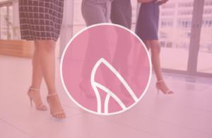 Wymiana zapiętek w butach damskich - usługi szewskie