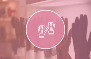 Naprawa rękawiczek skórzanych - poprawki krawieckie FixMix