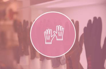 Naprawa rękawiczek skórzanych
