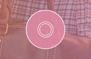 Wymiana nitu w torebce lub sakwie - Naprawa akcesoriów skórzanych